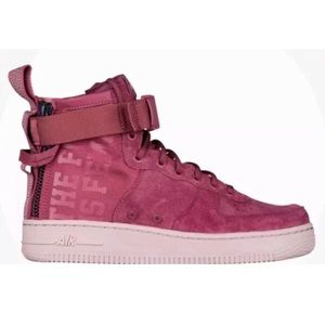 NWT Nike W SF AF1 MID Future is Female (FIF) Shoes